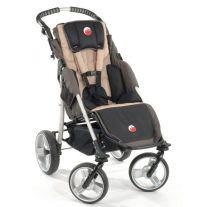 Carreola EIO Push Chair Tomato