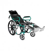 Silla de Ruedas Reclinable 902