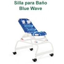 Silla de ruedas para Baño Blue Wave