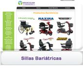 sillas de ruedas